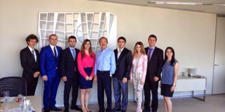 Eczacıbaşı Holding CEO'su Erdal Karamercan