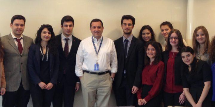 Unilever Türkiye CEOsu Mehmet Altınok