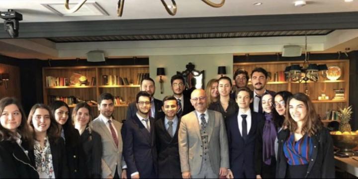 Tüprag CEO'su Mehmet Yılmaz