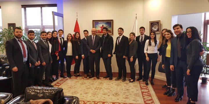 Ankara Ticaret Odası Başkanı Gürsel Baran