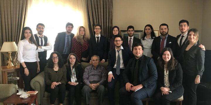Bülent Ecevit'in Genel Sekreter Yardımcısı Metin Somuncu