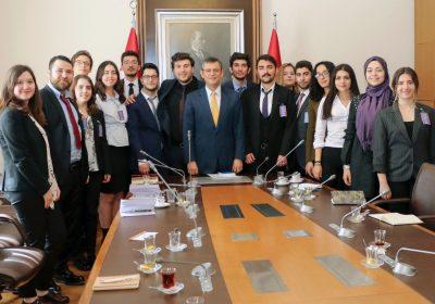 CHP Genel Başkan Vekili Özgür Özel