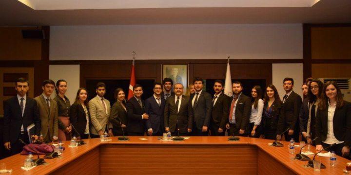 Ekonomi Bakan Yardımcısı Fatih Metin