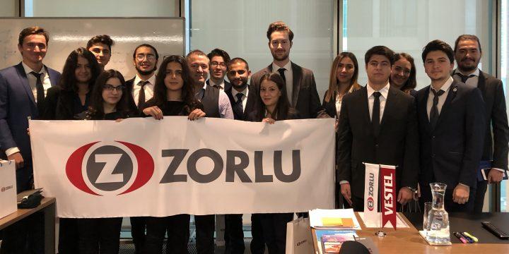 Zorlu Holding CIO'su Murat Zeren