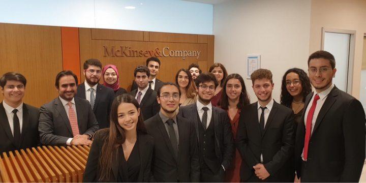 McKinsey & Company Türkiye Direktörü Can Kendi