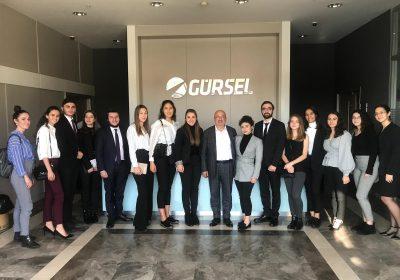 Gürsel Turizm CEO'su Levent Birant