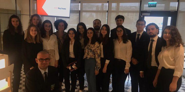 Koçfinans CEO'su Yeşim Pınar Kitapçı